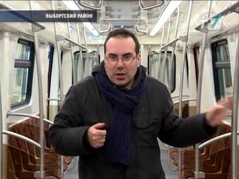 На красной ветке метрополитена до конца года появятся новые комфортабельные вагоны