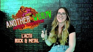 Another Web TV • L'Agenda Rock & Metal (Juin 2021)