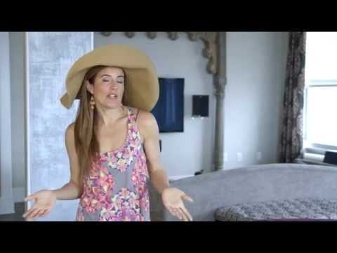 46a95ec42 Packable Sun Hat: Travel Smart Accessories - YouTube