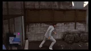 Yakuza Kiwami 2 action