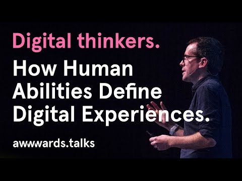 How Human Abilities Define Digital Experiences
