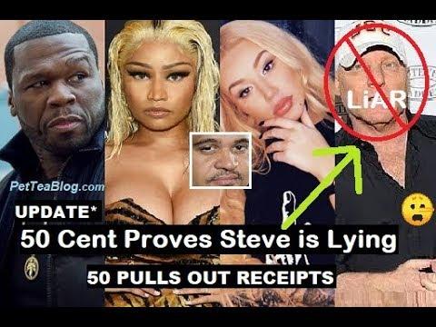 50 Cent, Iggy Azalea Expose Steve Madden as a LiAR in Nicki Minaj Defense 🤥 Mp3