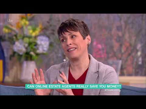 How Can an Online Estate Agent Compare to a Shop? | This Morning