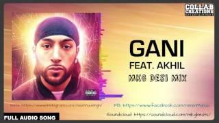 "My desi/bhangra re-fix of the latest smash hit ""gani"" by akhil ft. manni sandhu :) soundcloud link: https://soundcloud.com/mkgbeats/gani-akhil-manni-sandhu-m..."