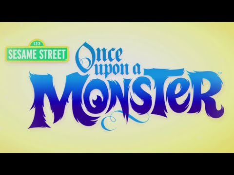 Sesame Street: Once Upon a Monster - E3 2011: Kinect Gameplay Trailer | OFFICIAL | HD
