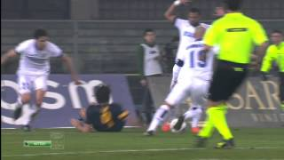 Stagione 2013/2014 - Verona vs. Inter (0:2) Highlights