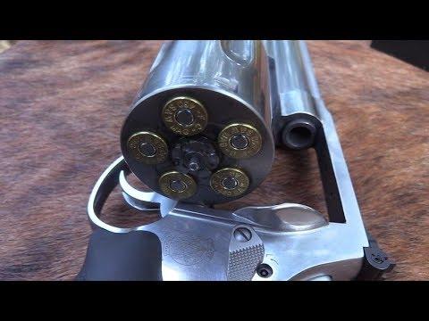 .460 XVR  S&W Magnum