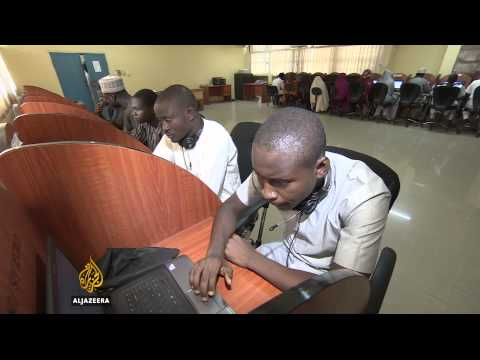 Nigerian offline library opens access to all