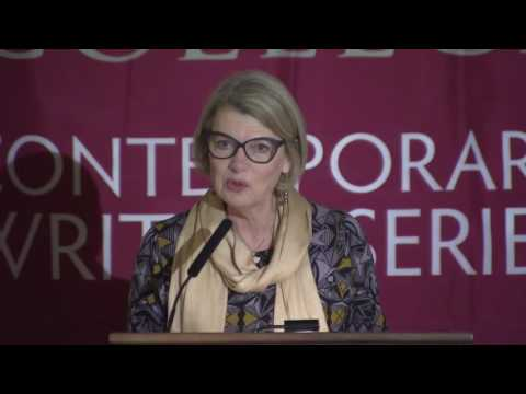 Contemporary Writers Series | Anne-Marie Oomen