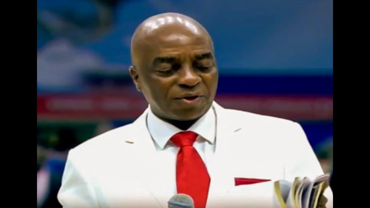 🏃🏽Bishop Oyedepo|Overcoming Forces That Stand Against The Fulfillment Of  Prophecy Dec 17/2017