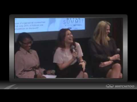 State of Style Summit Panel - Trickle Up vs Trickle Down Part 2