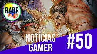 Noticias Gaming #50 SQUARE ENIX - COMMANDOS - CLASH ROYALE LEAGUE - ESPORTS DE LUCHA - FORTNITE