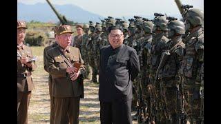 Спецназ Северной Кореи.