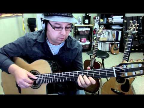 Takamine TC135SC Nylon String Guitar