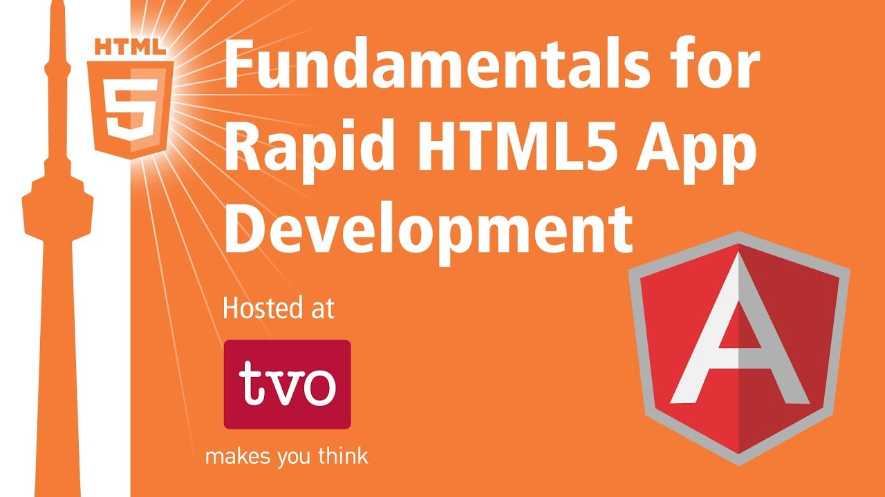 angularjs fundamentals for rapid html5 development youtube