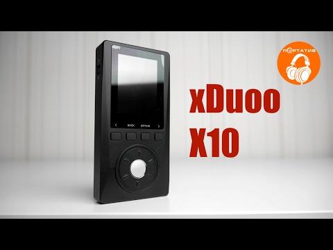 xDuoo X10 | Обзор Hi-Fi плеера 🎶