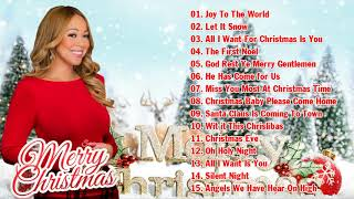 Mariah Carey Best Christmas Songs  2018 - Mariah Carey Merry Christmas Songs Collection