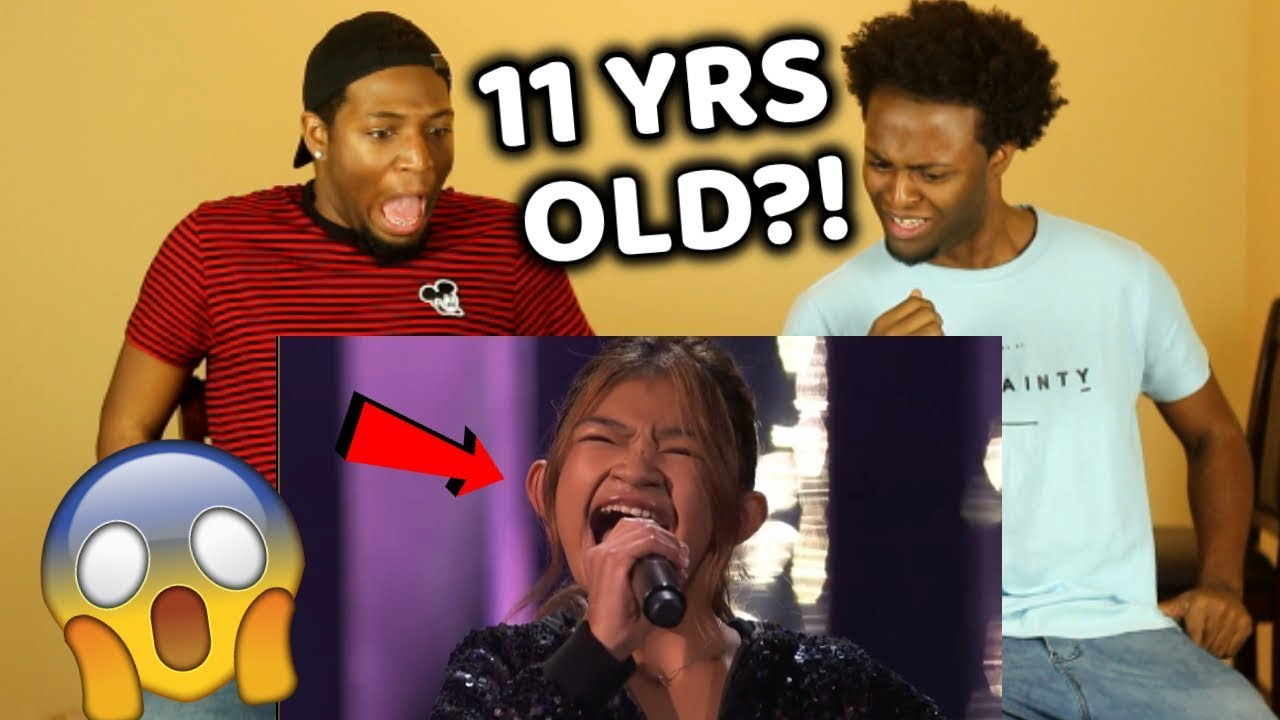Angelica Hale: 11-Year-Old Singer STUNS With