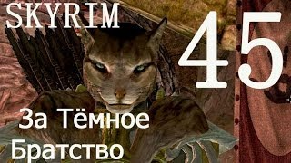 Skyrim 45  Никому не сбежать из Сидны   No One Escapes Cidhna Mine