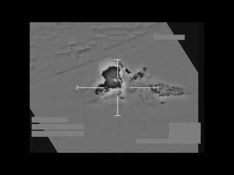 RAF strike on Daesh remotely piloted vehicle base in Mosul