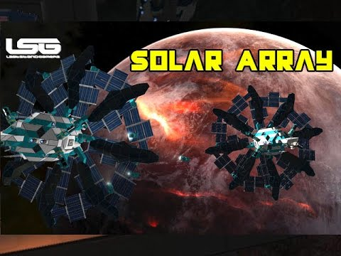 Space Engineers - Auroras Solar Array