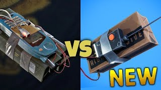 EVERY FORTNITE WEAPON IN REAL LIFE! (Hand Cannon, Hunting Rifle, Sticky Bomb And More!)