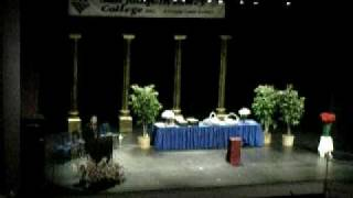Fresno CA San Joaquin Valley College Graduation 2009