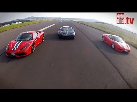 Ferrari 458 Speciale 360 Challange Stradale 430 Scuderia