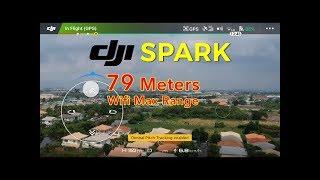 DJI SPARK | FLIGHT TIME WIFI & RANGE TEST