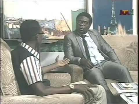 Building Collapse: Engr. Kayode V. Fowode on NTA2 TV Show- M