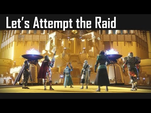 Learning The Leviathan Raid (Capture the Relic)