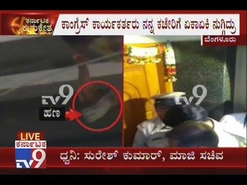 BJP Candidate Suresh Kumar Rubbished Reports of His Daughter Distributing Money in Rajajajinagar