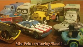 Miss Fritters Racing Skool: Lesson 1