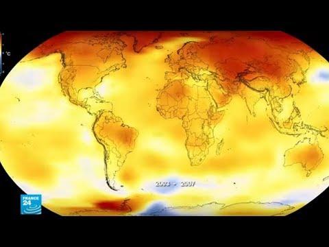 الأمم المتحدة تتوقع بأن يكون العقد الجاري الأشد حرارة في التاريخ  - 17:00-2019 / 12 / 3