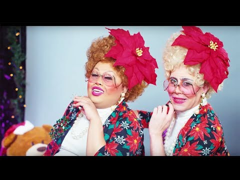 Christmas Queens - Let It Snow [Official Video]