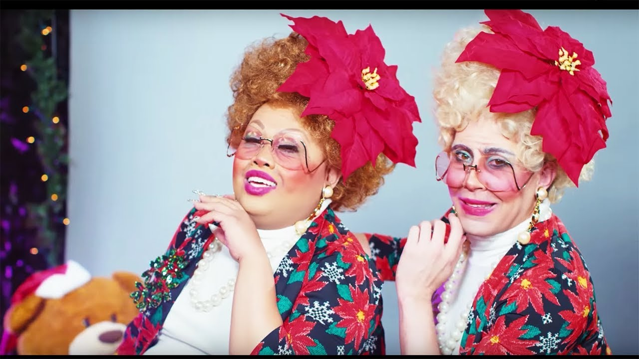 Christmas Queens.Christmas Queens Let It Snow Official Video