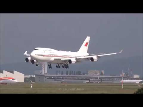 EuroAirport Basel-Mulhouse-Freiburg (19.05.2018)