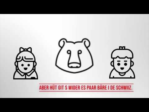 Talking about Bern in Swiss German