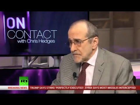 On Contact: The Destruction of an Independent Press with Mark Crispin Miller