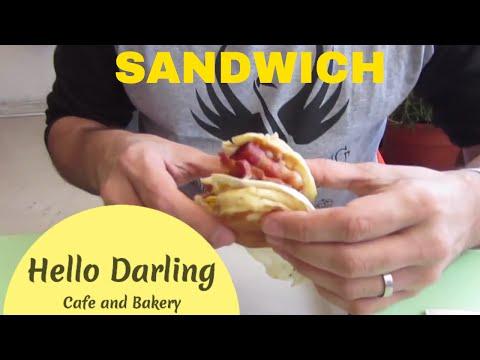 Toronto's Hello Darling Pancake Sandwich in the Junction Triangle  | PeakBrunch