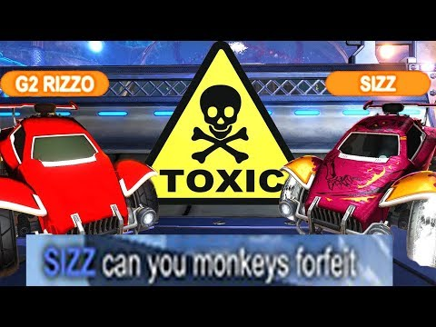 SIZZ IS WHAT'S WRONG WITH ROCKET LEAGUE