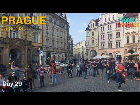 Europe Solo Travel Day 29 to 30 - Prague, Czech Republic