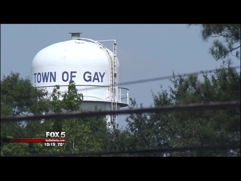 I-Team: USDA Bans Gay, Georgia