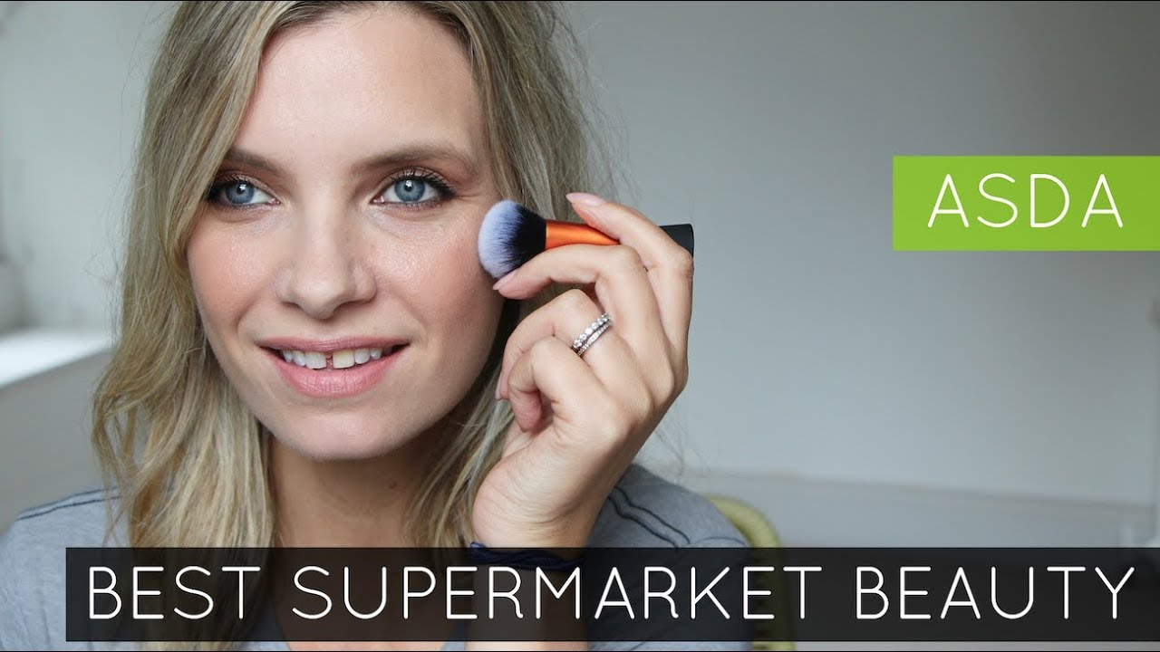 bdd6db30caf Best Supermarket Beauty Buys: ASDA | A Model Recommends