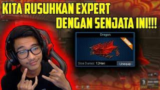 DRAGON FULLCASH SAKIT GA SIH?!! // Gameplay Point Blank Zepetto Indonesia