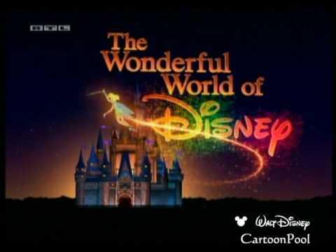 German Intro - The wonderful world of Disney - YouTube