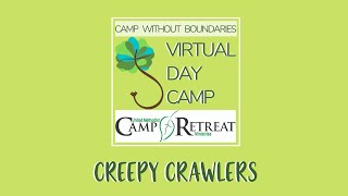 Learn About Creepy Crawlers with Camp Don Lee Coastal Staff