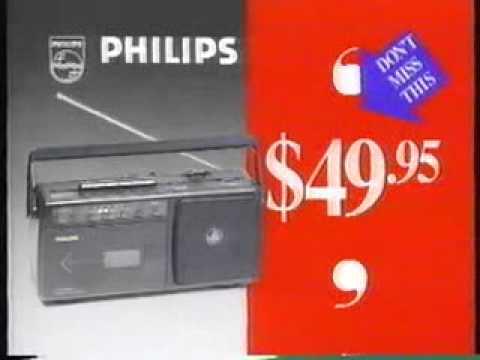 Australian Ad Chandlers - 1990