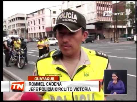 Policía intensifica controles a conductores de motos