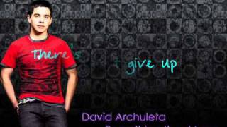 David Archuleta - Something